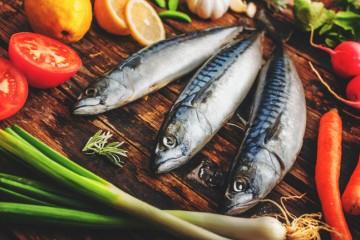 El pescado azul y sus beneficios