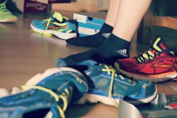 Sistema amortiguación zapatillas de correr