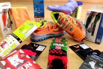 El cuidado de los pies de los runners en verano