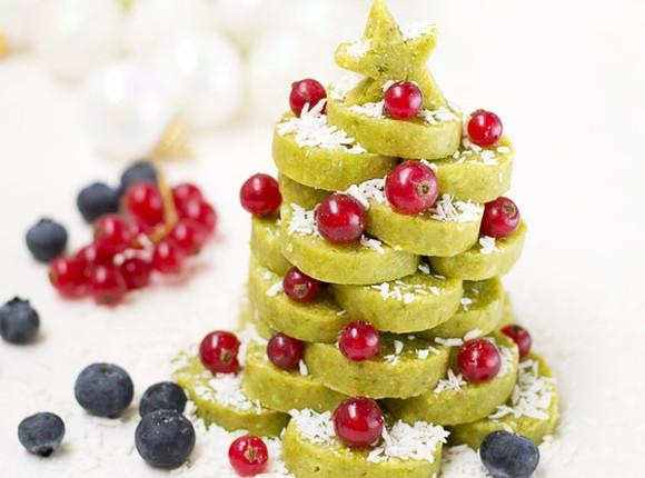 Comidas saludables para Navidad