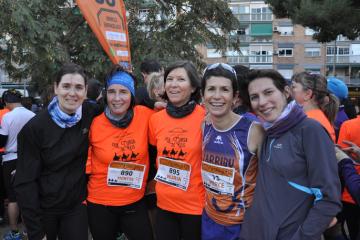 Running en Femenino